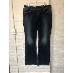 Silver Jeans Suki Size 18/32